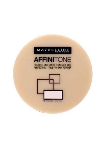 Maybelline Affinitone Poudre 09 Opal Rose Renksiz